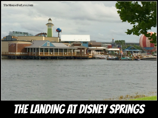 The Landing at Disney springs
