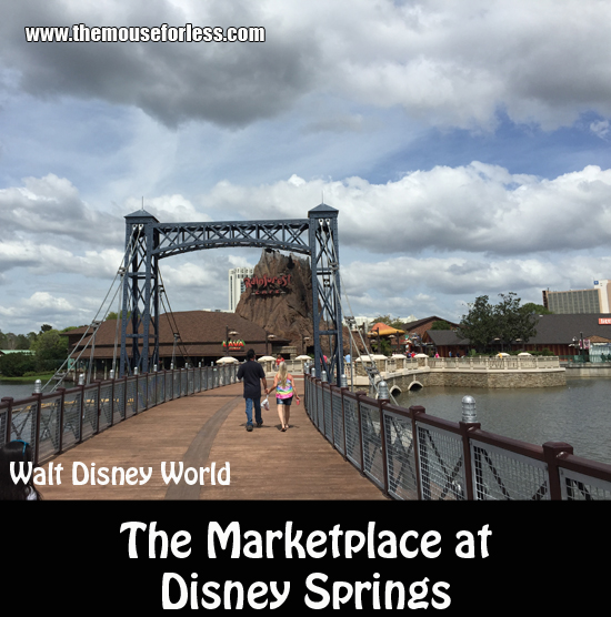 The Marketplace at Disney Springs
