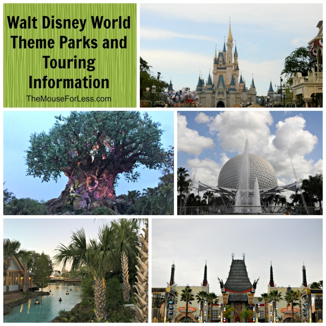 Walt Disney World Theme Parks and Touring