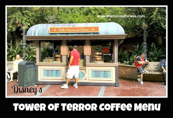 Tower of Terror Cart