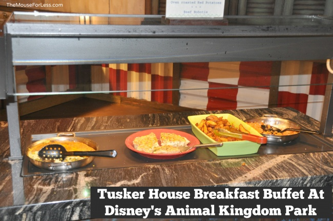 Tusker House breakfast buffet