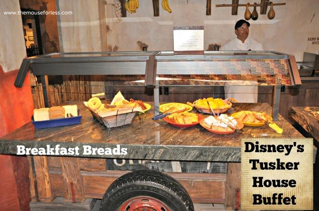 Tusker House breakfast