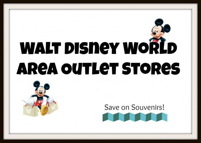 Walt Disney World Area Outlet Stores