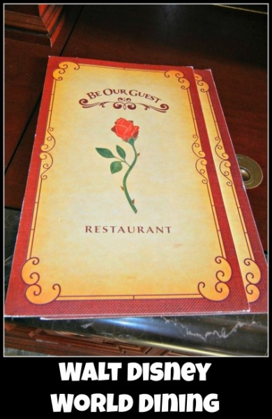 Walt Disney World Dining