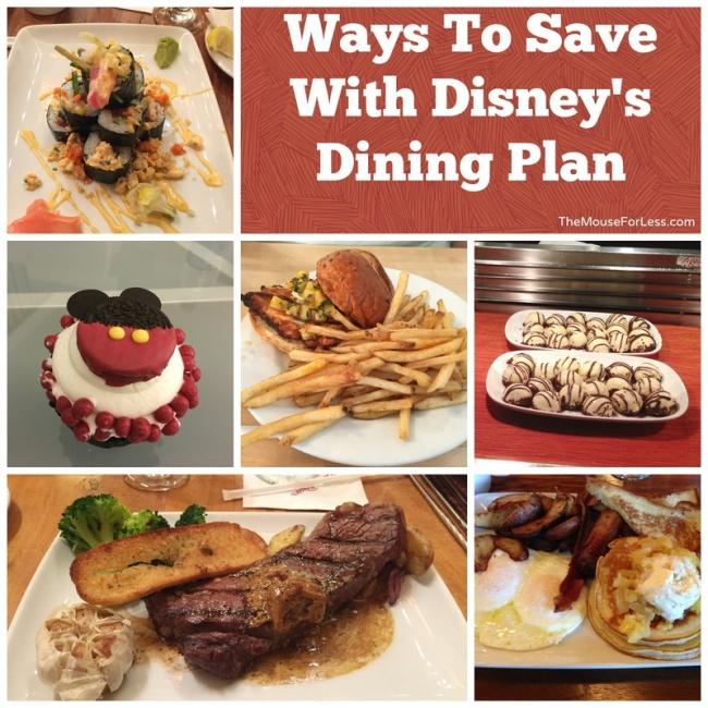 disney dining plan magic your way dining plan for walt disney world. Black Bedroom Furniture Sets. Home Design Ideas