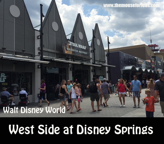 West Side at Disney Springs