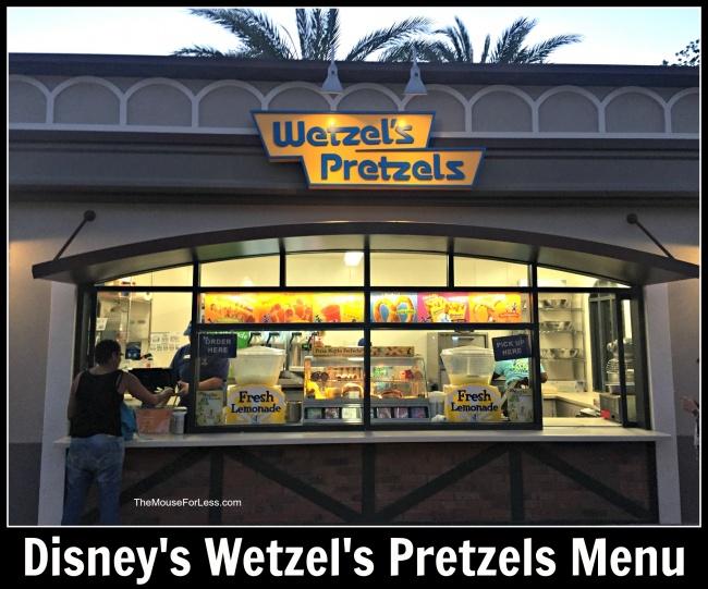 Wetzel's Pretzels West Side