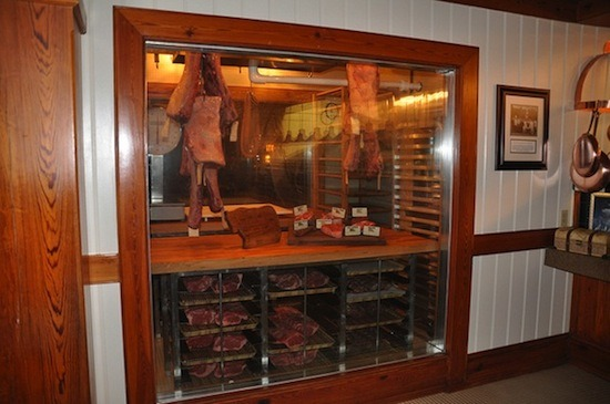 Yachtsman Steakhouse at Disney's Yacht Club Resort #DisneyDining #YachtClub