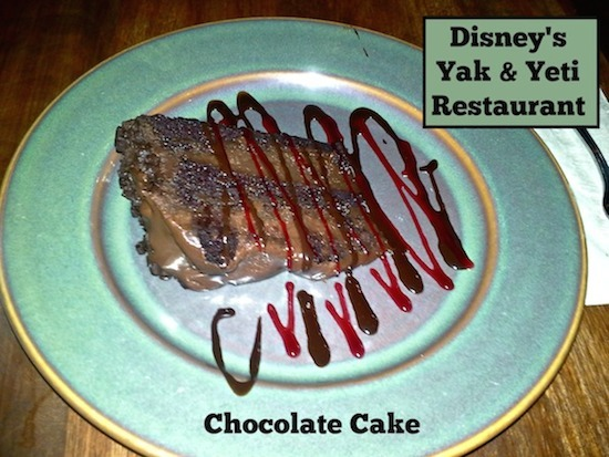 Yak and Yeti Restaurant Menu at Epcot #DisneyDining #Epcot