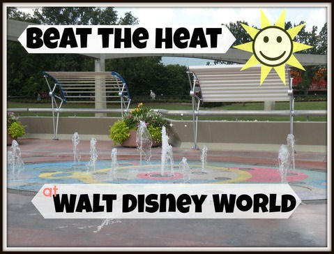 Tips on Touring Walt Disney World In the Summer