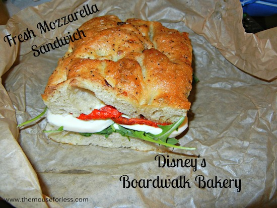Boardwalk Bakery at Boardwalk Resort #DisneyDining #BoardwalkInn