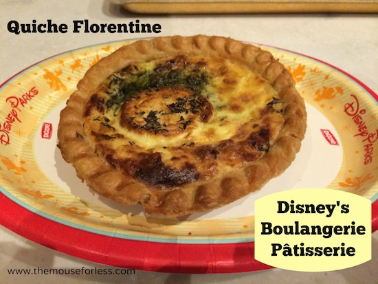 Boulangerie Patisserie Counter Service Menu at Epcot #DisneyDining #Epcot