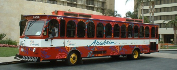Disneyland Area Transportation