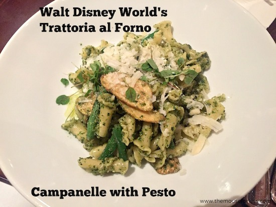 Campanelle – with Green Beans, Roasted Potatoes, and Genovese Pesto ...