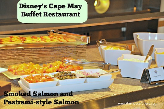 Cape May Cafe Menu at Beach Club Resort #DisneyDining #BeachClub