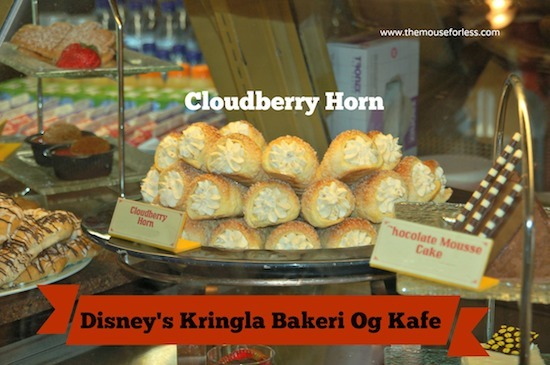 Troll Horn at Kringla Bakeri Og Kafe - Table Service Restaurant at Epcot #DisneyDining #WaltDisneyWorld