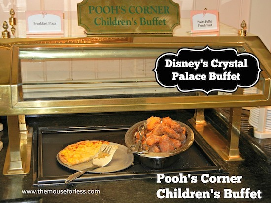 Crystal Palace at Magic Kingdom #DisneyDining #DisneyWorld