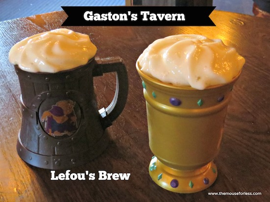 Gaston's Tavern Menu in the Magic Kingdom #DisneyDining #MagicKingdom