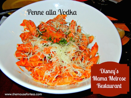 mama+melrose+pasta Best Value 1 Table Service Credit