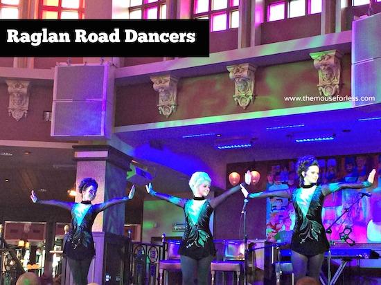 Raglan Road Menu at Disney Springs The Landing #DisneyDining #DisneySprings