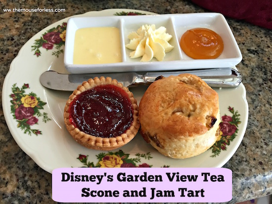Garden View Tea at Disney's Grand Floridian Resort and Spa #DisneyDining #GrandFloridian