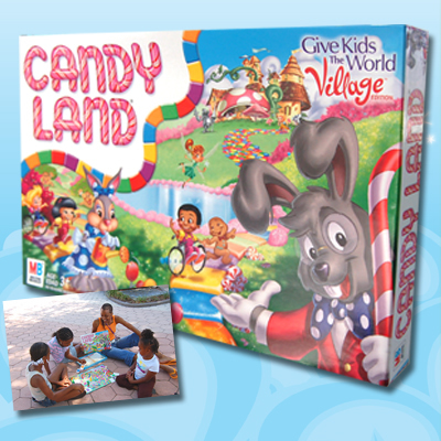 Give Kids The World Candyland