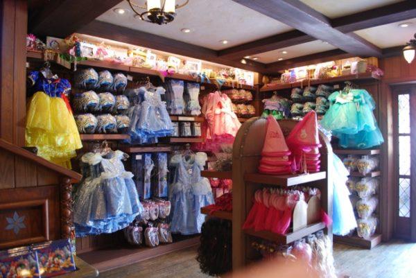Disneyland Bibbidi Bobbidi Boutique