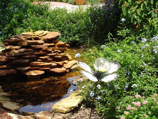 Give Kids The World Village Photo Butterfly garden