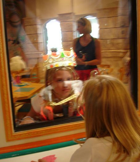 Give Kids The World Village Photo Magical Mirror