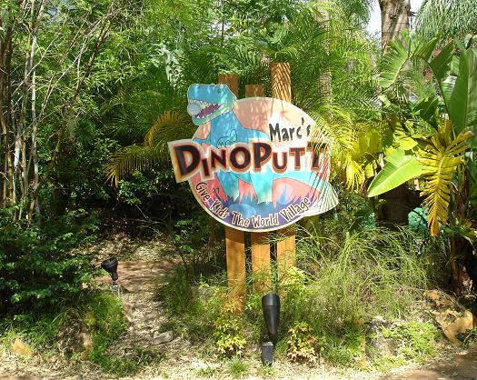 Give Kids The World Village Photo Marc's Dino Putt
