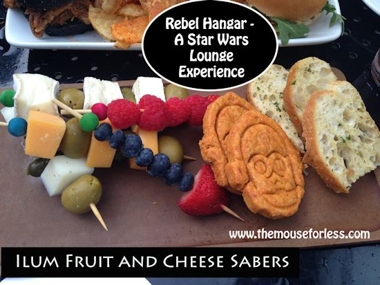 Ilum Fruit and Cheese Sabers