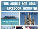 TheMouseForLess Facebook Group