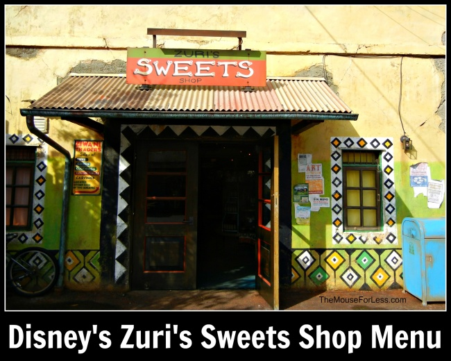 Zuri's Sweets Shop