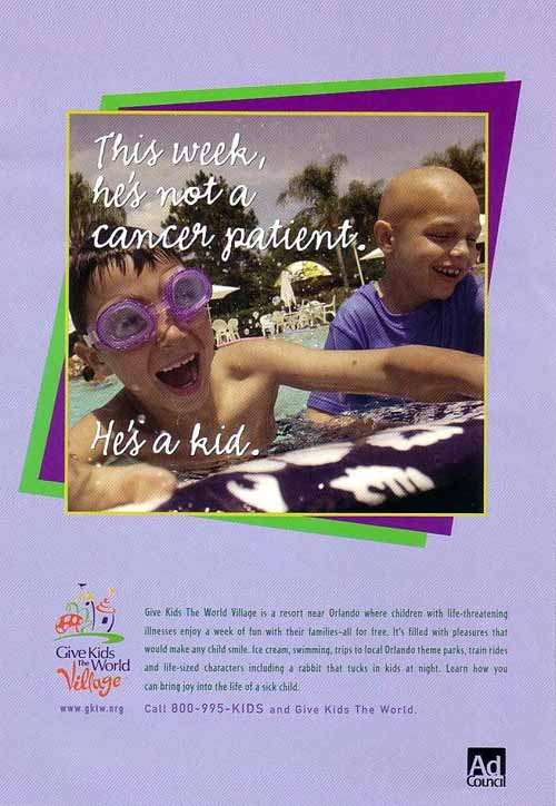 Give Kids The World Project