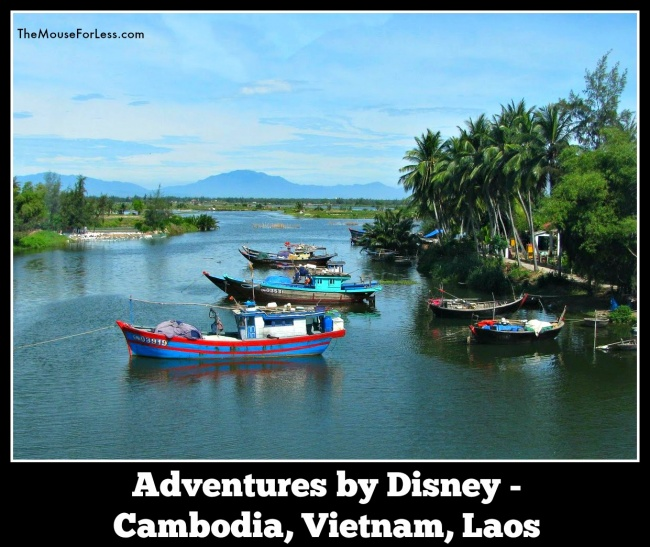 Adventures by Disney Cambodia, Vietnam, Laos
