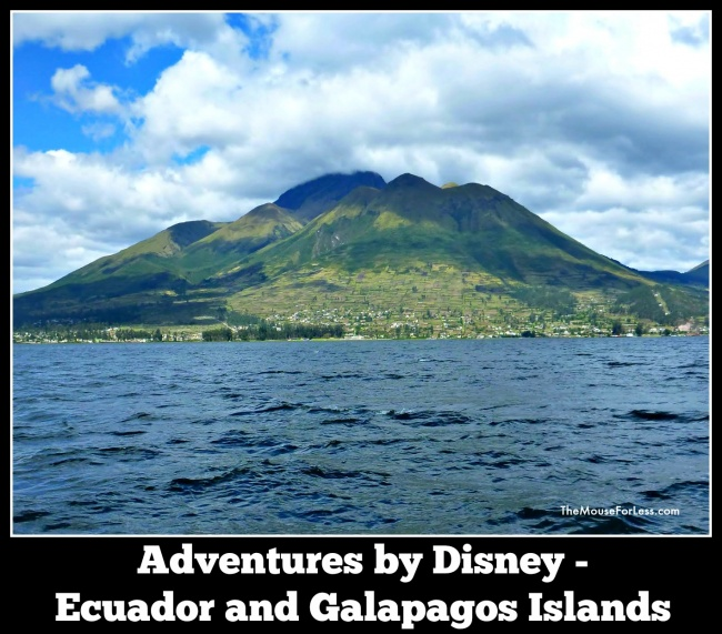 Adventures by Disney Ecuador and Galapagos Islands