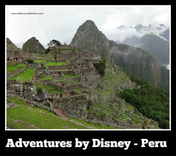 Adventures by Disney Peru