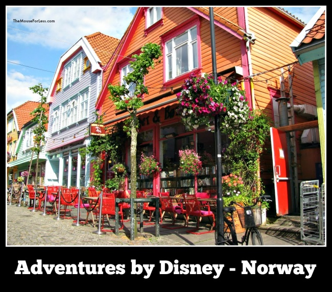 Adventures by Disney Norway