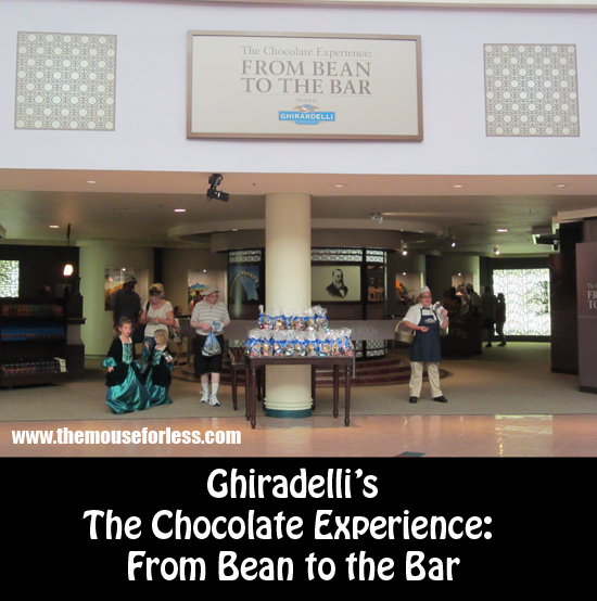 The Chocolate Experience-From Bean to the Bar