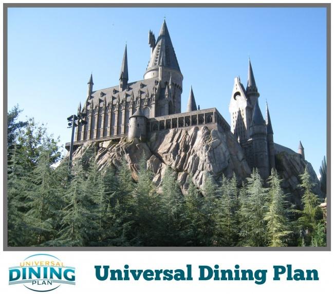 Universal Dining Plan
