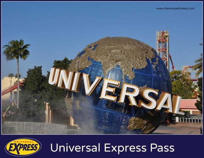 Universal Orlando express pass | Universal Express Pass