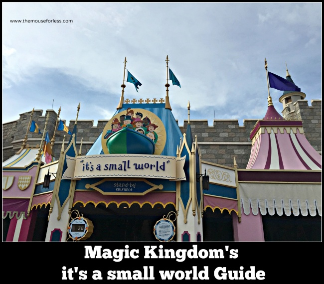 it's a small world attraction guide