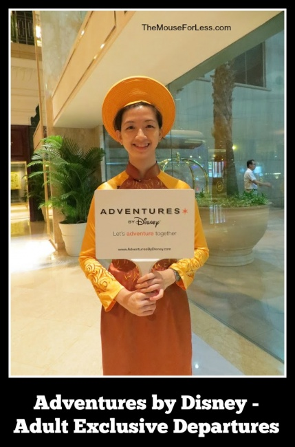 Adventures by Disney Adult Exclusive