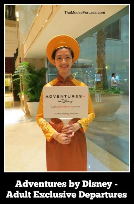 Adventures by Disney Adult Exclusive