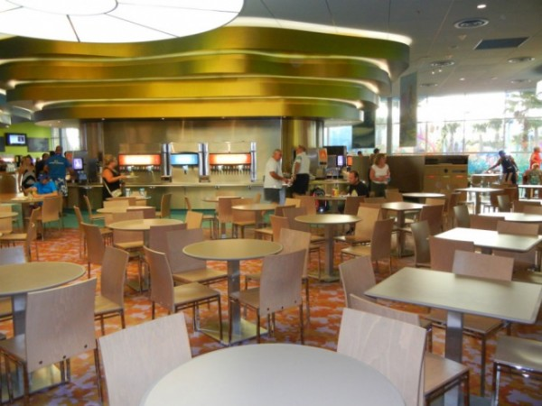 Art of Animation Food Court - Top Ten Quick Service Restaurants at Walt Disney World