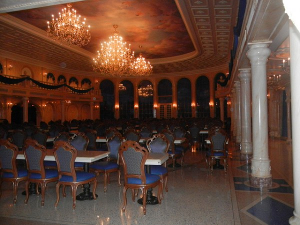 Be Our Guest Seating Top Ten Disney Quick Service