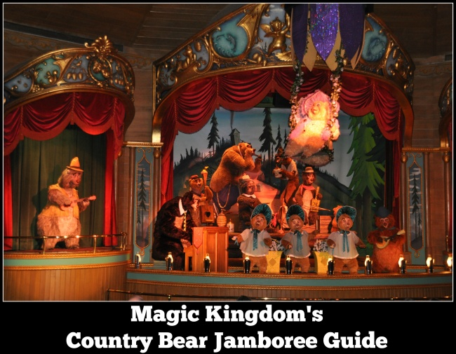 Country Bear Guide