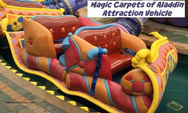 Magic carpet Vehicle