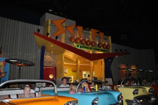 Top 10 Table Service Restaurants at Walt Disney World - Sci-Fi