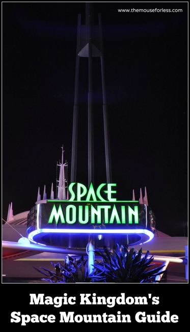 Space Mountain guide